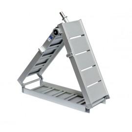 Gangway Modell Leicht  2x klappbar 2m und 2.5m