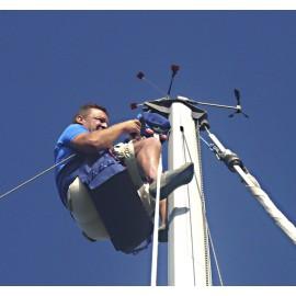 SWI-TEC Paranco Ascensore per albari altezza 13 mt